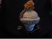 Warm Hat With Strings