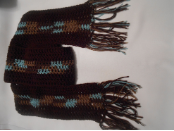Earth And Sky Scarf