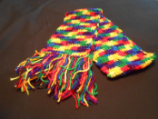 Mexicana Brights Scarf