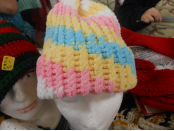Rainbow Soft Hat