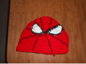 Spider man hat