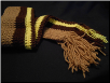 Browns And Yellow Scarf