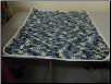 Blues Baby Blanket