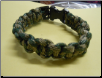 Paracord Bracelets single patterned color