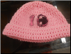Pink One Direction Hat