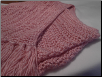 Pink Throw Blanket
